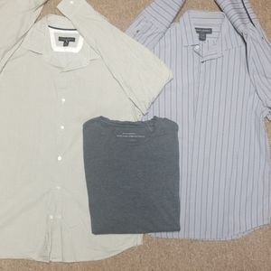 Banana Republic, Bundle of Shirts//Adult Medium